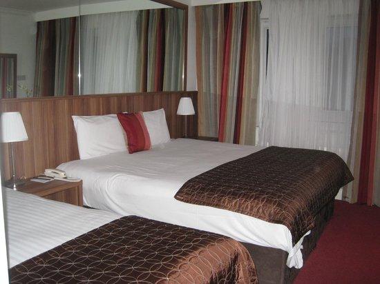 Dublin Skylon Hotel: Bedroom