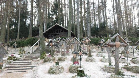 Cimitero Austro-Ungarico di Brunico: Cimitero
