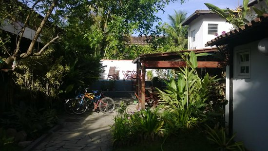 Che Lagarto Hostel Paraty : área comum