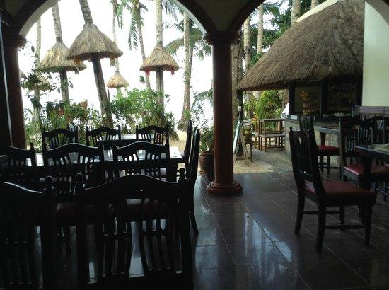 Boracay Royal Park Hotel: Dining Area
