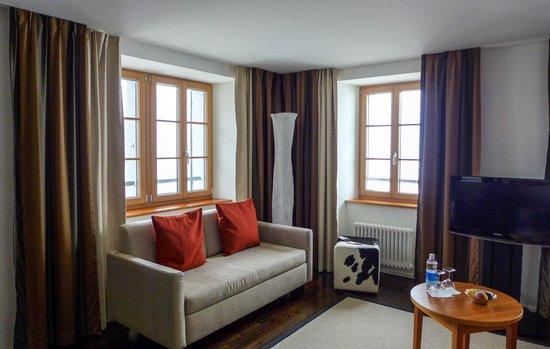 Hotel Pilatus-Kulm: Drachennest - Junior Suite Room