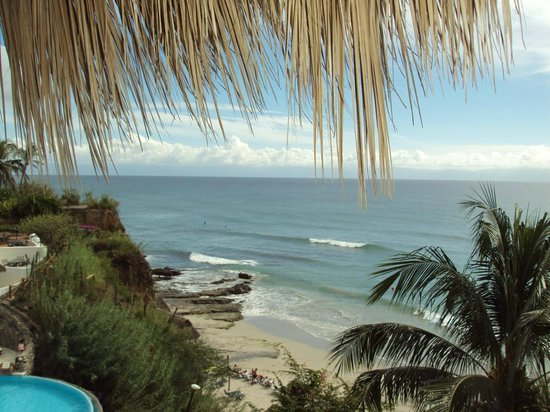 The Royal Suites Punta de Mita: patio view