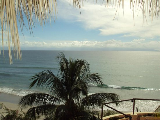 The Royal Suites Punta de Mita: balcony view