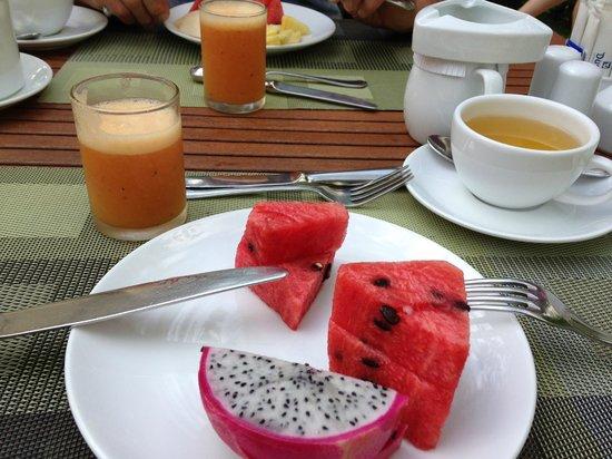 Dusit Thani Laguna Phuket : breakfast time
