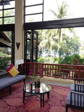 Dusit Thani Laguna Phuket : the main lobby