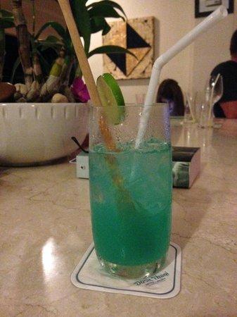 Dusit Thani Laguna Phuket: cocktail time