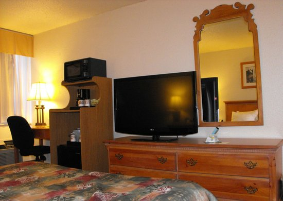 BEST WESTERN Merry Manor Inn: Room 241