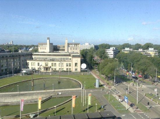 Novotel Den Haag World Forum : Room View