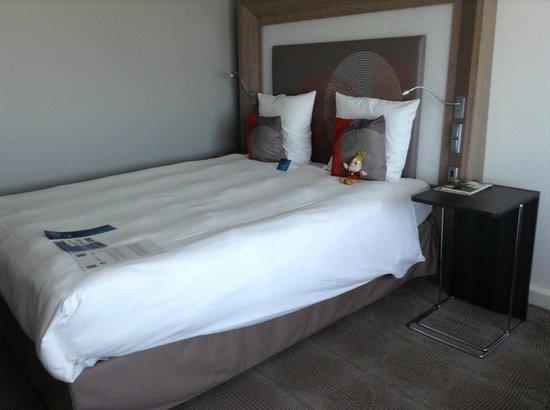 Novotel Den Haag World Forum : Ultra-comfortable bed