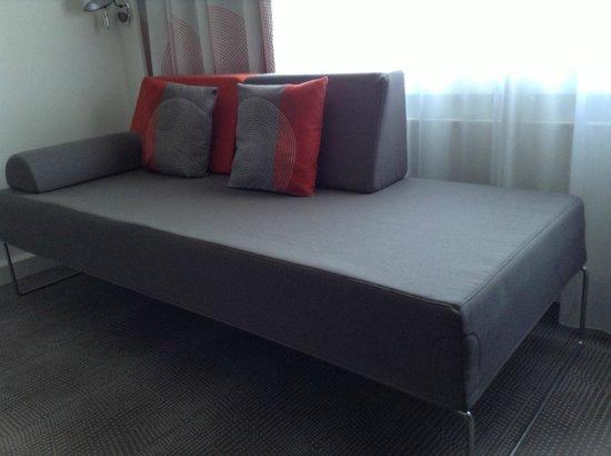 Novotel Den Haag World Forum: Loved this piece of furniture :)