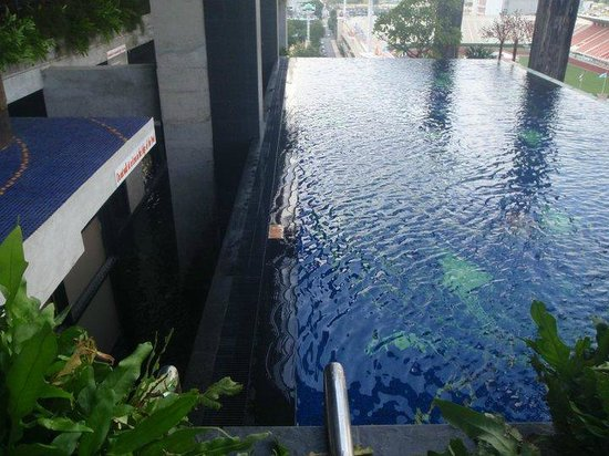 Siam@Siam Design Hotel Bangkok: The Pool