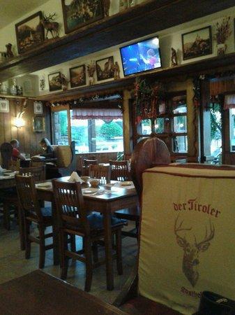 Der Tiroler - gasthof: Execelnte bar