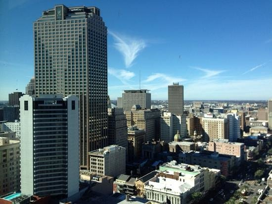 New Orleans Marriott : 31st floor