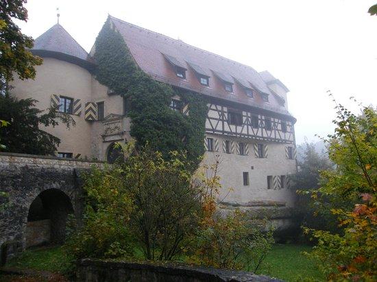 Burg Rabenstein: external view
