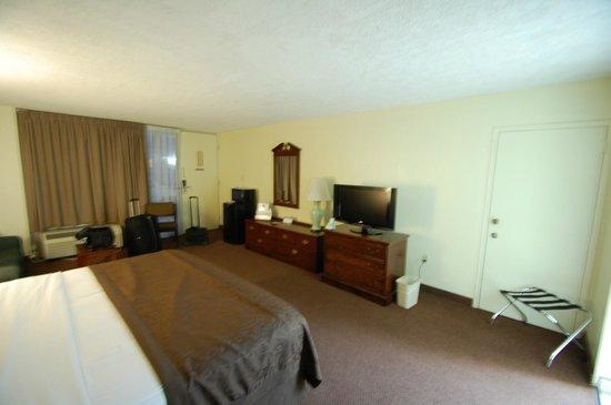 BEST WESTERN Inn of Del Rio: My Bedroom