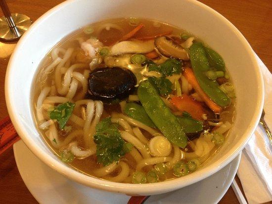 Monsoon Noodle House: Sukiyaki Udon
