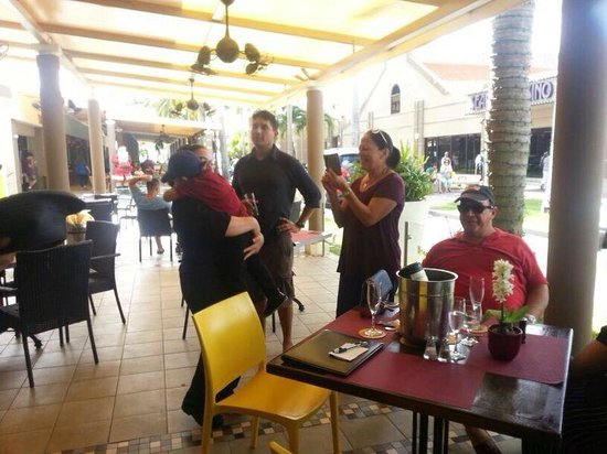Spanglish Latin Caribbean Grill: Dande 2