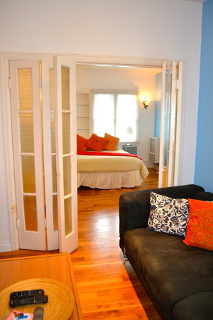 Venice Admiral Suites: First Floor One Bedroom