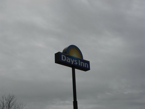Days Inn Brownsville : Signage