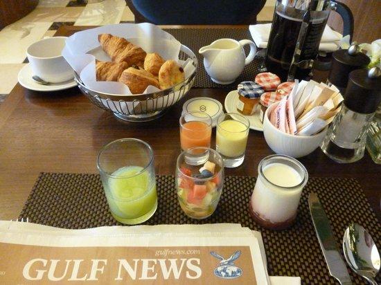 Sofitel Dubai Jumeirah Beach : breakfast, very very good