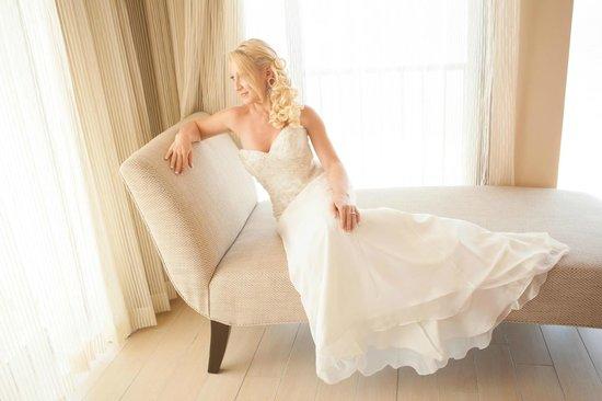 Wyndham Deerfield Beach Resort : The suite for the Bride