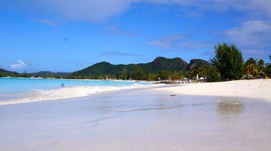 Starfish Jolly Beach Resort: Beautiful Beach