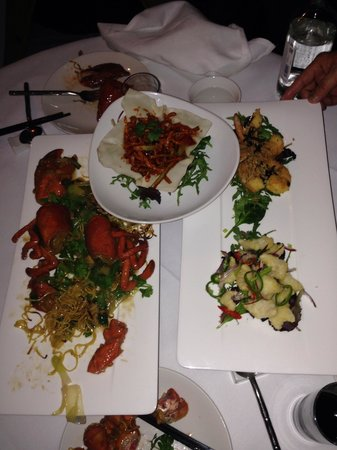 The Golden Elephant: Delicious food