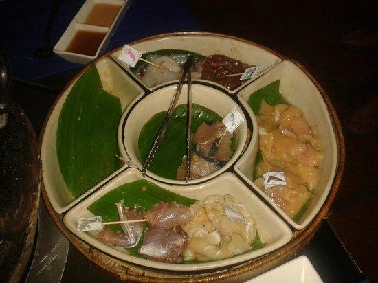 Cambodian BBQ Restaurant: BBQ