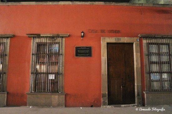 Casa Othón/Museo Othoniano