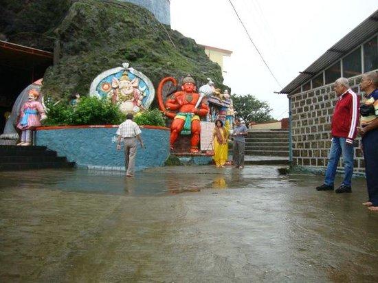 Kolhapur, Indien: gangangiri gumpha