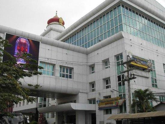 Grand Diamond City Hotel & Casino: Building