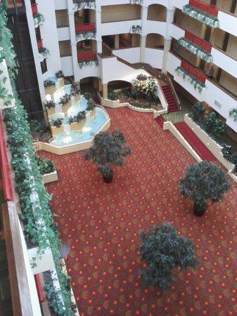 Holiday Inn Hotel & Suites Springfield - I-44: Atrium