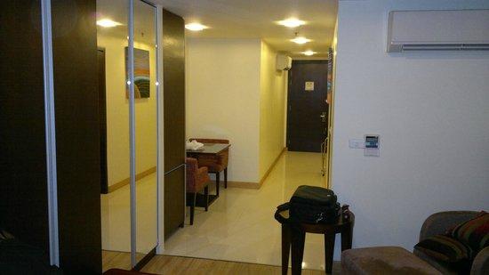 Lohas Residences Sukhumvit: room