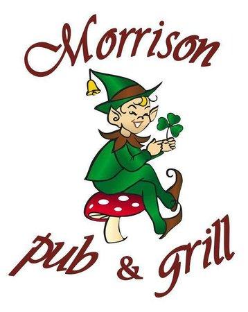 Morrison Pub & Grill: Logo del locale
