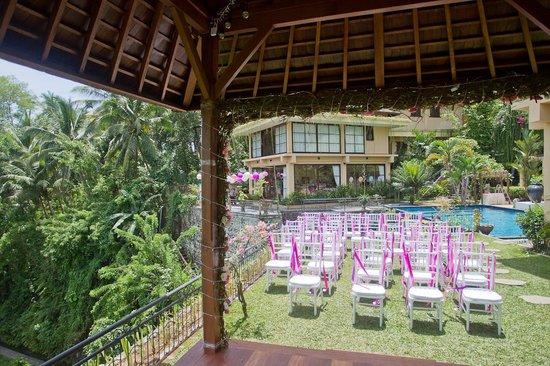 Villa Selat : Wedding day