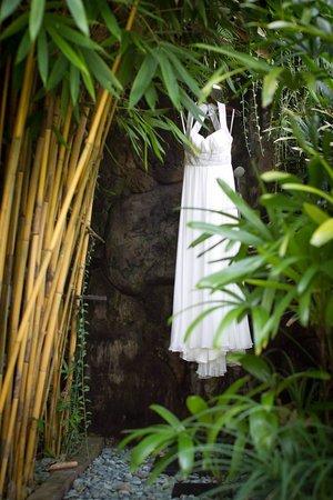 Villa Selat : Dress at the villa