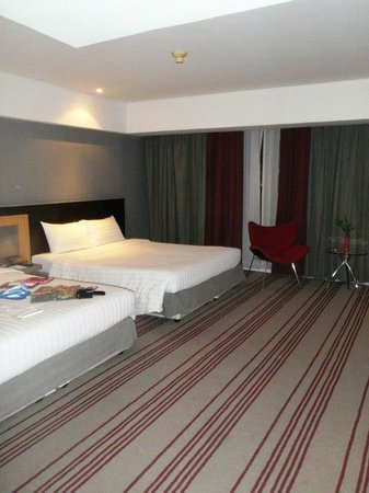 BelAire Bangkok: Room