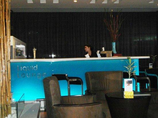 BelAire Bangkok: Bar Area