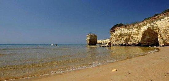 Residence Portovenere: Spiaggia Marina di Ragusa