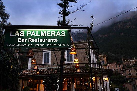 Seafood Restaurant Near Deia