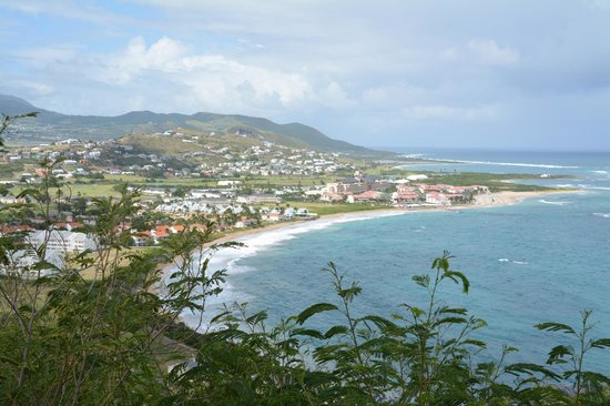 Grey S Island Excursions Mountain Top View Of St Kitts