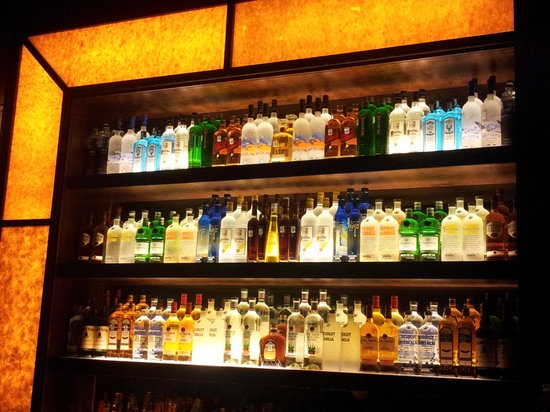 BJ's Restaurant & Brewhouse : Bar
