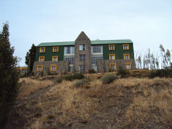 South B&B El Calafate: Vista del Hotel