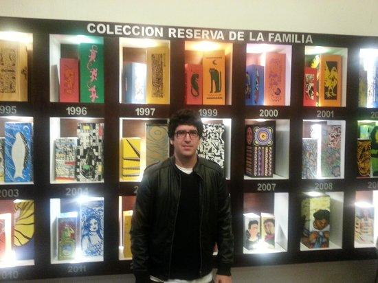 La Rojeña: Coleccion
