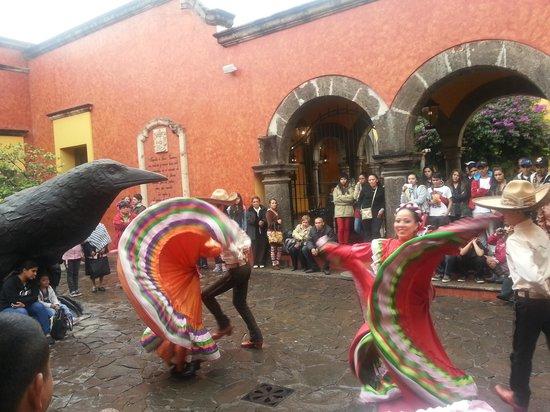La Rojeña: Fiesta