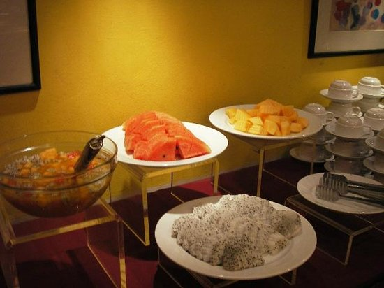 Le Siam Hôtel: Breakfast