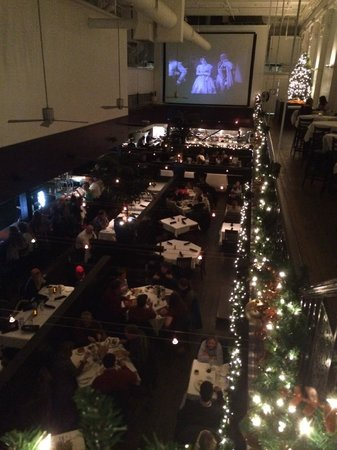 Majestic Grille: Majestic in Memphis during the holidays...