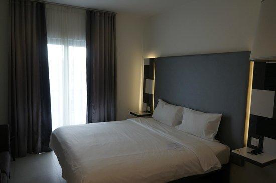 Hotel Valentina: Наш номер