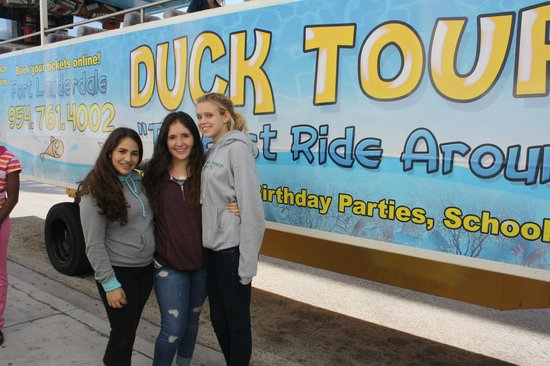 Duck Tours Fort Lauderdale: duck tour of ft lauderdale
