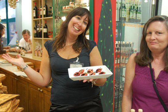 Florence for Foodies : Yummi items from Conti's